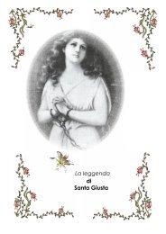 Scarica la leggenda di Santa Giusta in formato - Comune di Santa ...