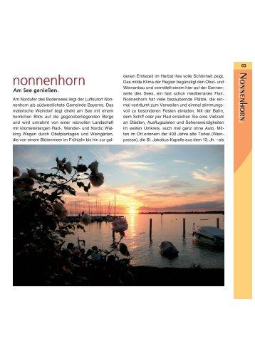 Nonnenhorn