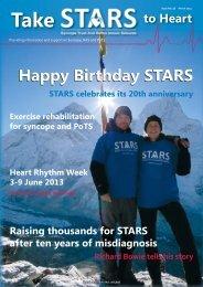 STARS Newsletter March 2013.indd - Stars US