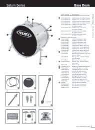 Saturn Series p 6-10 - Mapex