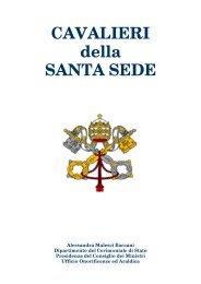CAVALIERI della SANTA SEDE - OESSG - Cerignola