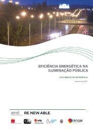 Eficiência Energética na Iluminação Pública - Adene