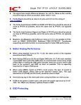 Single PHY IP101 LAYOUT GUIDELINES 1. Introduction 2. Placement - Page 5