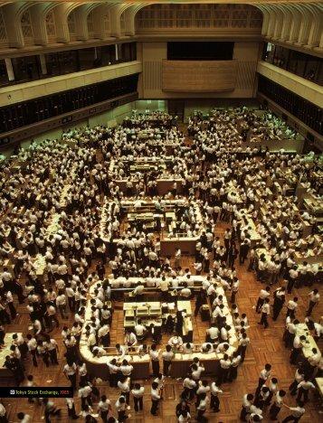 GELD BEOBACHTER KOMPAKT 10/2008 Tokyo Stock Exchange ...