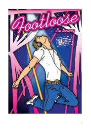 "The Story of ""FOOTLOOSE"" - Circolo Cultura e Stampa Bellunese"