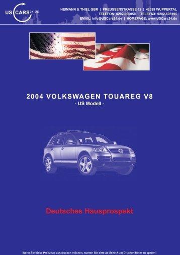 Hausprospekt - Heimann & Thiel GbR