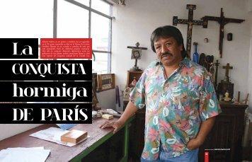 Alfredo Vilchis es un pintor y retablero de La ... - diasiete.com