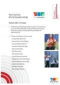 Archery Media Guide 2009 - world archery - Page 7