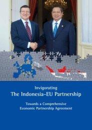 Invigorating The Indonesia-EU Partnership - EIBD Conference