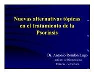 Psoriasis junio2000.pdf - Antonio Rondón Lugo