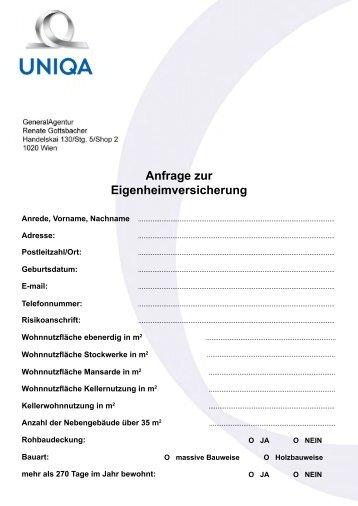 Eigenheimversicherung - versicherungsagentur-gottsbacher.at