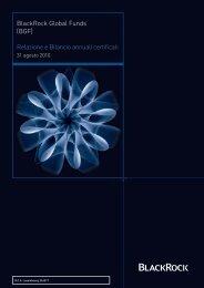 Relazione e Bilancio annuali certificati - Fideuram Vita