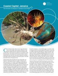 Coastal Capital: Jamaica - World Resources Institute