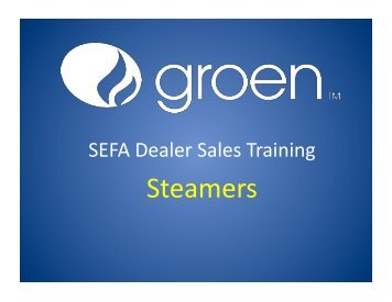 Groen Steamers, NSC March 2012 PDF - SEFA