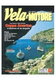 Vela e Motore july 2007 (Premio barca dell'anno ... - Perini Navi