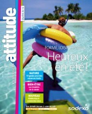 forme, loisirs, famille…