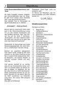 Gemeindebrief für September bis November 2011 - St. Petrus ... - Page 2