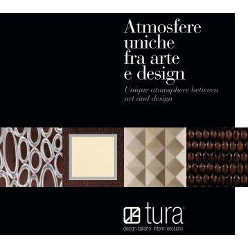Atmosfere uniche fra arte e design - Tura