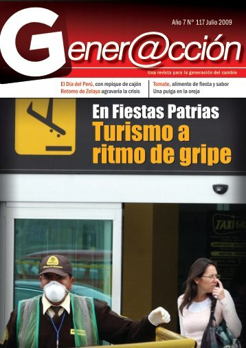 Turismo a ritmo de gripe Turismo a ritmo de gripe - Generaccion.com