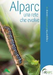 Rapporto di attività ALPARC 2009-2010 - Alpine Network of ...