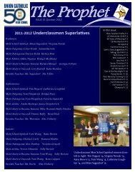 2012-10-19 - Union Catholic Regional High School