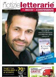 Catalogo Elettronico Notizie Letterarie n.683 - Agosto 2013 - Euroclub