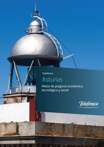 Asturias - Atlas de Telefónica