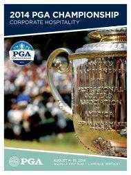 2014 PGA ChAmPionshiP - Turner Broadcasting