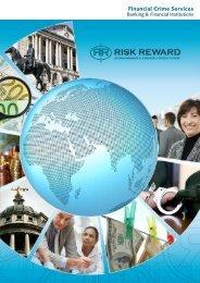 Financial Crime Brochure - Risk Reward Limited