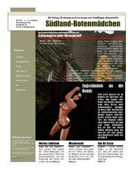 25. Ausgabe - Oase der Vier Palmen