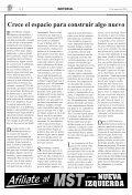 MST - Nueva Izquierda - Aporrea - Page 2