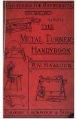 The Metal Turner's Handybook - Knucklebuster - Page 2