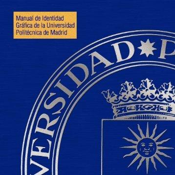 IDENTIDAD GRÁFICA.pdf - Universidad Politécnica de Madrid