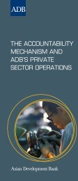 View the web version - ADB Compliance Review Panel - Asian ...