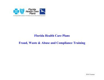 Health Care Plans