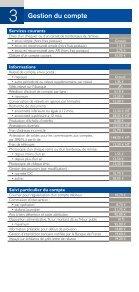 Prix de nos produits et services aux Entreprises - CIC - Page 4