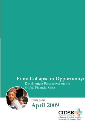 From Collapse to Opportunity - KOO