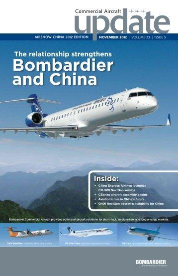 November - Bombardier
