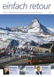 Dezember 2008 - Gornergrat Bahn