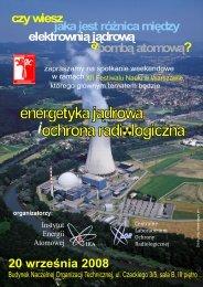 załączniku - Instytut Energii Atomowej