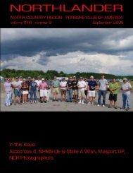 1 Northlander September 2008 - North Country Region