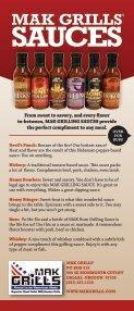 mak grills sauces - Page 2