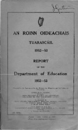 1952-1953 - Department of Education and Skills