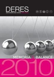 memoria & balance - Deres