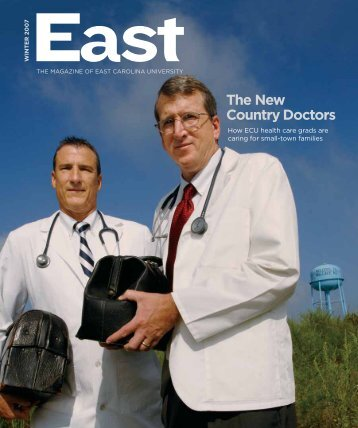 The New Country Doctors - PirateAlumni.com