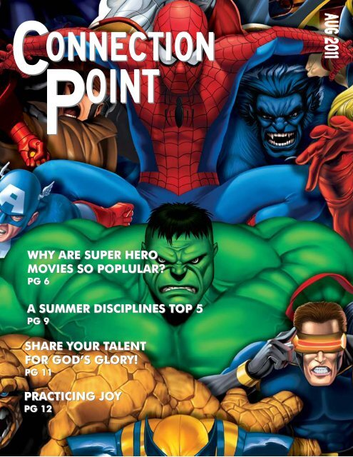 a summer disciplines top 5 why are super hero movies so poplular?