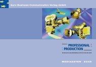 Euro Business Communication Verlag Gmbh MEDIADATEN 2005