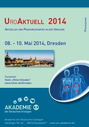 UROAKTUELL 2014 - Akademie der Deutschen Urologen