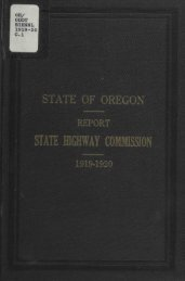 Fourth Biennial Report of the Oregon State ... - Planning Oregon