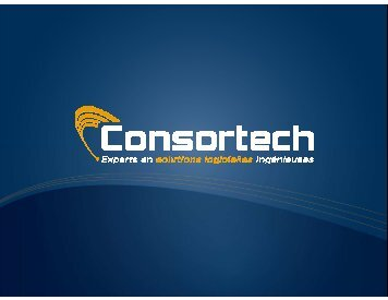 CITS : Appariement d'objets - Consortech